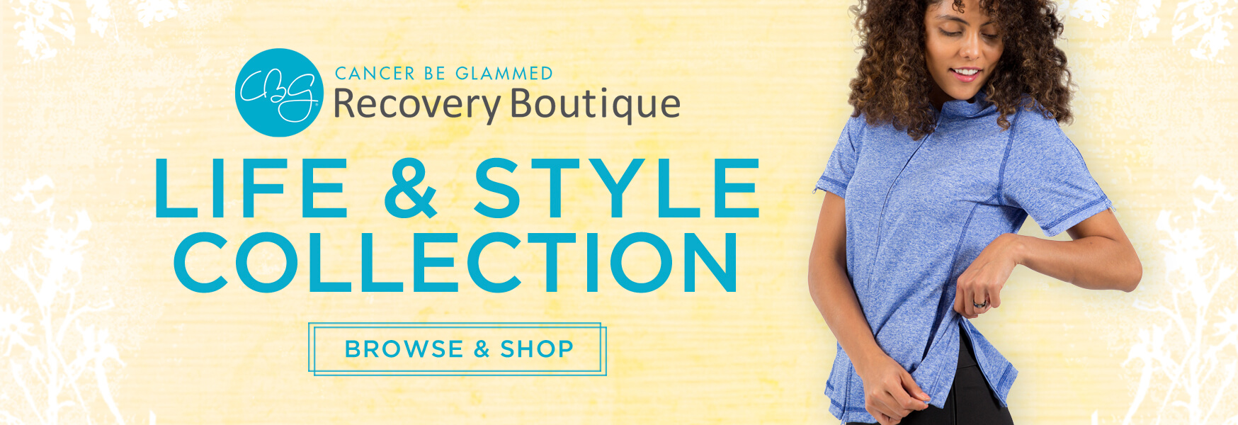 Shop our Life and Style Recovery Collection