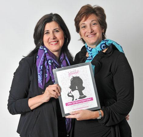 Lisa & Ellen Website Launch